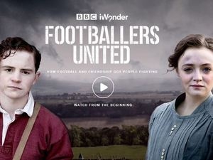 BBC's interactive drama Footballers United