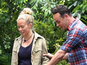 Kendra Wilkinson undertakes the 'Grim Gallery' Bushtucker Trial on I'm A Celebrity...Get Me Out Of Here!