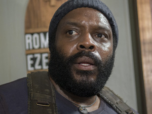 Chad Coleman as Tyreese in The Walking Dead S05E07: 'Crossed'