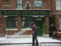 Corrie tour gets Christmas makeover