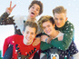 Premiere: The Vamps debut Christmas song