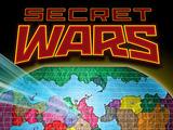 Secret Wars' Battleworld map