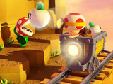 Captain Toad: Treasure Tracker is a Super Mario spin-off for Wii U