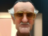 Stan Lee Big Hero 6 cameo