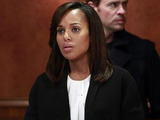 Kerry Washington as Olivia Pope in Scandal S03E18