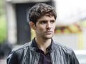 Colin Morgan in The Fall series 2