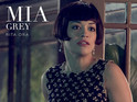 Fifty Shades of Grey character poster: Rita Ora as Mia Grey