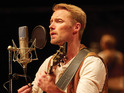 Ronan Keating in Once at the Phoenix Theatre