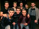 The eight-piece boyband will kick off their nine-date tour in Oxford on April 8.
