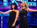 Strictly Come Dancing, Claudia Winkleman and Tess Daly