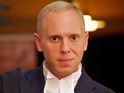 We speak to the judge - who's actually a barrister - about the success of his show.
