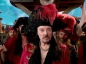 Christopher Walken admits nerves ahead of playing Captain Hook in NBC musical.