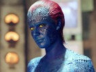 Jennifer Lawrence has played Mystique in the more recent movies.
