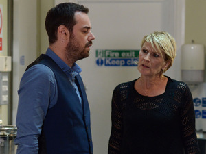 Mick tells Shirley what Dean is claiming