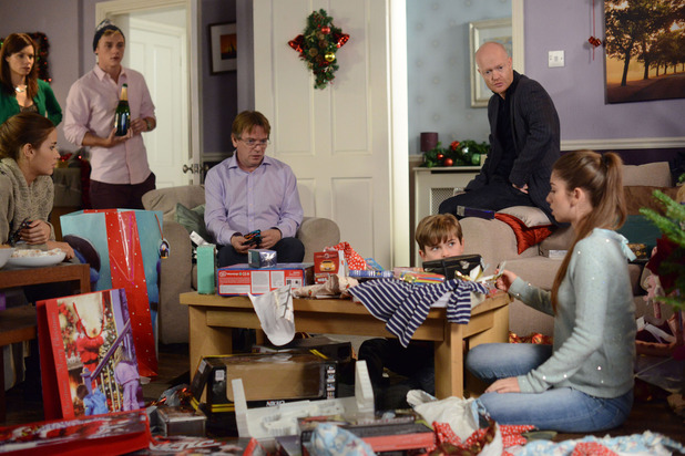 The Beales deal with Christmas without Lucy