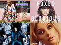 Music in 2014 was a year mostly dominated by the new generation.