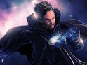 A cosmic frenzy sweeps social media as Benedict Cumberbatch and Marvel unite.