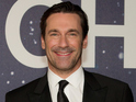 Jon Hamm attends the Breakthrough Prize Awards Ceremony Hosted By Seth MacFarlane at NASA Ames Research Center