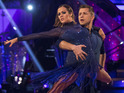 Flack gets over half of the vote for her Argentine tango with Pasha Kovalev.