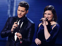 Another act goes home after performances from Sam Bailey and Idina Menzel.
