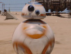How Star Wars: The Forces Awakens' ball droid BB-8 was made