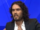 Russell Brand apologises to RBS worker: 'I want to buy you a hot paella'