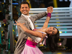 Strictly: Mark Wright and Karen Hauer leave the competition