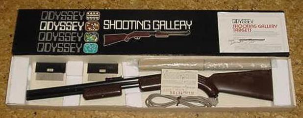 Magnavox Odyssey shooting gallery