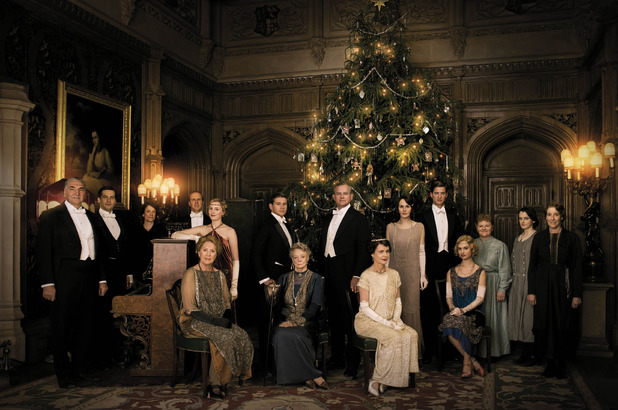 Downton Abbey: See new pictures from the Christmas special