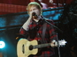 Ed Sheeran reclaims UK album No.1 with x