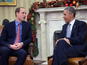 Prince William visits the White House