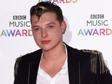 John Newman arrives at the BBC Music Awards 2014