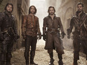 A first look at The Musketeers' second series as Marc Warren joins the cast.
