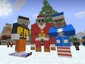 Minecraft's Christmas DLC is coming to Xbox consoles first.