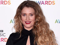 Ella Henderson arrives at the BBC Music Awards 2014