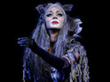 The singer is also up for Best Supporting Actress in a Musical for Cats.