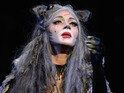 Review: The former Pussycat Doll hits the right notes as a faded glamour cat.