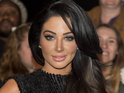 Tulisa tells Jonathan Ross that she struggled with the attention as a public figure.