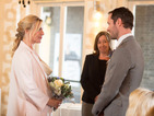 EastEnders: First photos of Ronnie and Charlie's wedding