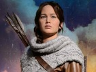 Jennifer Lawrence's Katniss Everdeen waxwork unveiled at Madame Tussauds