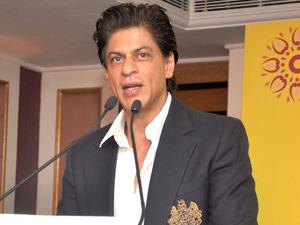 Shah Rukh Khan meets Stanford University students