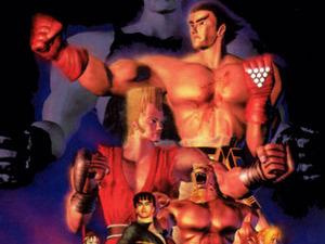 Tekken box art