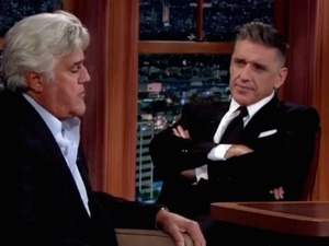 Craig Ferguson says goodbye to Late Late Show with final guest Jay Leno