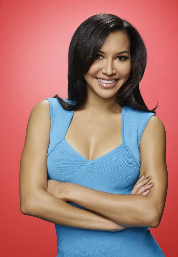 Naya Rivera as Santana - Glee Season 6 Class Pictures ...