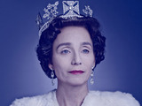 Kristin Scott Thomas as The Queen in Peter Morgan's The Audience