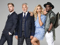 Rita Ora will be joining returning coaches Tom Jones, Ricky Wilson and will.i.am.