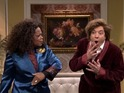Jimmy Fallon and Oprah's soap opera is high on drama - and high voices!