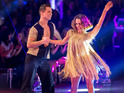 Strictly Come Dancing final: Pasha Kovalev and Caroline Flack