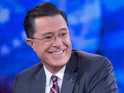 Stephen Colbert will replace David Letterman on the CBS late-night talkshow.