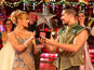 Louis Smith wins Strictly Christmas special